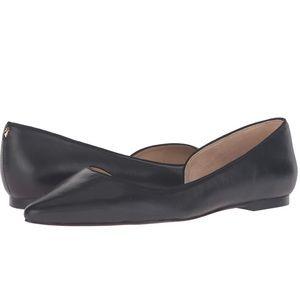 Sam Edelman Rena black flat shoe